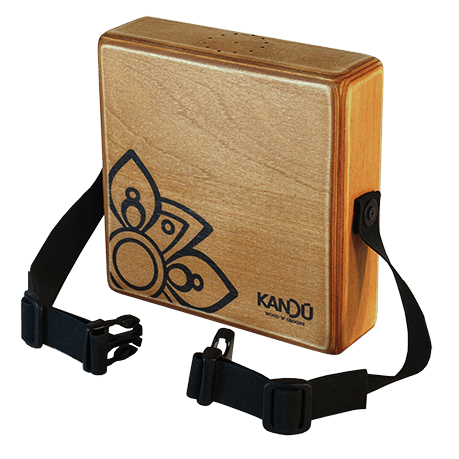 Cajon Mashbox – Nut brown