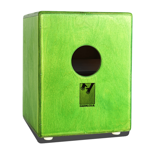 Cajon Traveler – Green