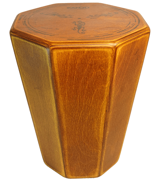 Cajonga – Nut brown
